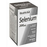 Healthaid Selenium 200Mg - 60 Tablets