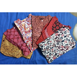 Colorful Ladies Cotton Nighties at Best Prices - Shopclues Online ... 09f83862e