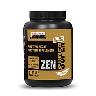 Magnus Nutrition Zen Super - 2.2Lbs (1000G) - Vanilla