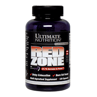 Ultimate Nutrition Red Zone - 120 Capsules
