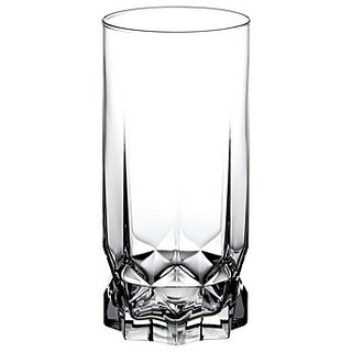 Pasabahce Future Long Glass Set Of 6 325 ml each - Made in Turkey