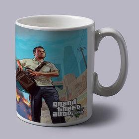 Gta 5 Coffee Mug