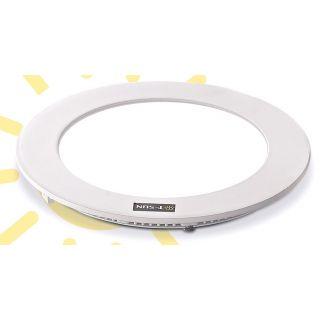 LED 6w Flat/Slim Panel Round