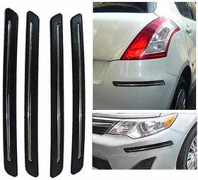 DGC Chrome Bumper Scratch Protectors For Fiat Punto