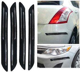 DGC Double Chrome Bumper Scratch Protectors For Hyundai I 10