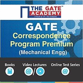 GATE 2016 Correspondence Program Premium-Mechanical Engineering