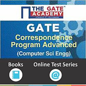 GATE 2016 Correspondence Program Advanced-Computer Science