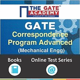 GATE 2016 Correspondence Program Advanced-Mechanical Engineering