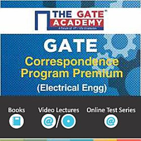 GATE 2016 Correspondence Program Premium-Electrical Engineering