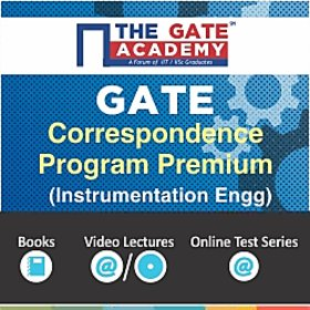 GATE 2016 Correspondence Program Premium-Instrumentation Engineering
