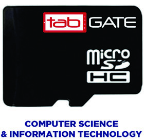 GATE 2016 tabGATE SD Card-Computer Science