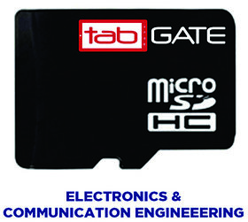 GATE 2016 tabGATE SD Card-Electronics and Communication