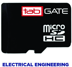 GATE 2016 tabGATE SD Card-Electrical Engineering