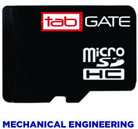 GATE 2016 tabGATE SD Card-Mechanical Engineering