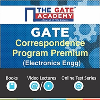 GATE 2016 Correspondence Program Premium-Electronics and Communication