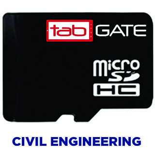 GATE 2016 tabGATE SD Card-Civil Engineering