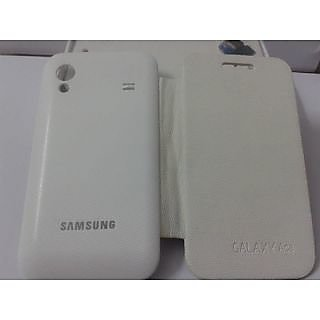 Galaxy Ace Flip Cover free Shipping