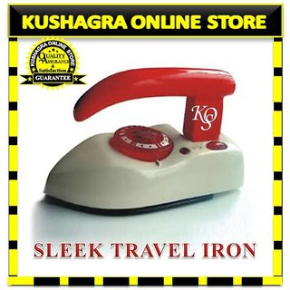 Imported Sleek Travel Iron