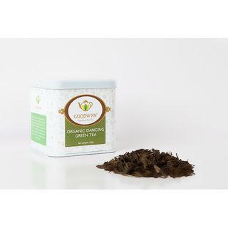 Goodwyn Organic Dancing Green Tea