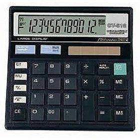 Premium CT-512 Electronic Calculator (12 Digits)