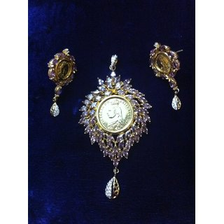 Beautiful ginni pendant set prices in india shopclues online beautiful ginni pendant set aloadofball Gallery