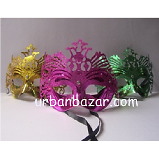 Party Face Or Eye Mask (Set Of 3pcs) UB003 - Perfect Gift This New Year Party