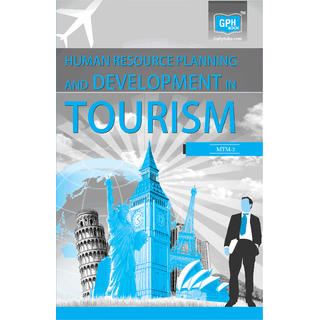 MTM02 Human Resource  Planning And Development  in Tourism (IGNOU Help book for MTM-02 in (English Medium)