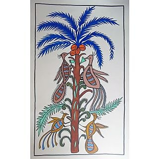 Sohrai Tribal Art Paintings