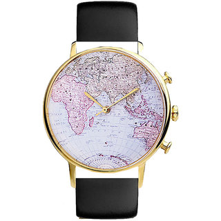 World map watch prices in india shopclues online shopping store world map watch gumiabroncs Choice Image