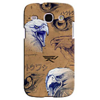 Snooky Digital Print Hard Back Case Cover For Samsung Galaxy Core I8262