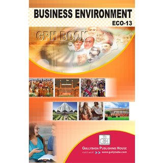 Business Environment Book