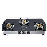 Pigeon Gas Stove Blackline 3 Burner Oval - Manual