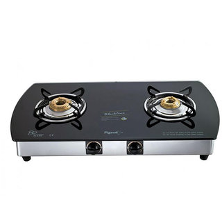Pigeon Gas Stove Blackline 2 Burner Oval Manual