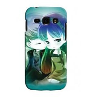 Snooky Digital Print Hard Back Case Cover For Samsung Galaxy Ace 3 S7272