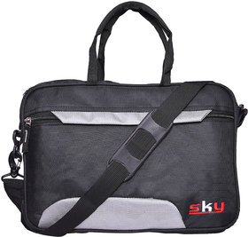 Sky 15 inch Laptop Messenger Bag Tango Grey