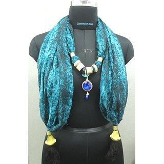 Beautiful Jewellery Scarves