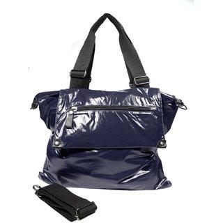 Just Women Classy Indigo Color Handbag