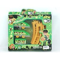 Ben10 Train Toy set