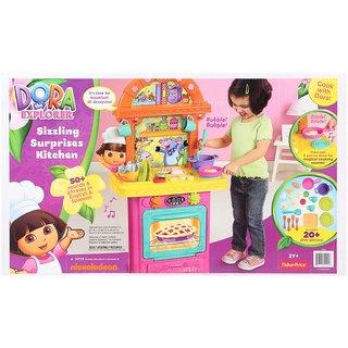 Online Dora The Explorer Kitchen 20 Play Pieces Prices Shopclues India