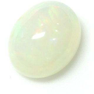 Loose 100% Natural & Certified 3.07 Ct. Opal Gemstone