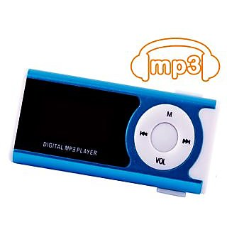 Stylish MP3 Player with LED Screen