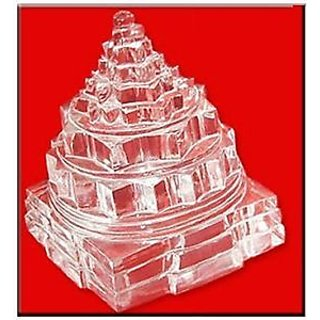 7-10gm Sphatik Shree Shri Yantra
