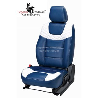 Ford Fiesta Leatherite Customised Car Seat Cover pp346