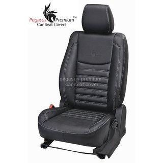 Volkswagen Polo Leatherite Customised Car Seat Cover pp280