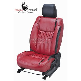 Ford Fiesta Leatherite Customised Car Seat Cover pp357