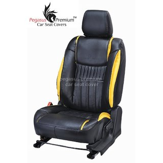 Honda City Zx Leatherite Customised Car Seat Cover pp454