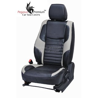 Nissan Micra Leatherite Customised Car Seat Cover pp878
