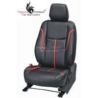 Toyota New Etios Leatherite Customised Car Seat Cover pp972