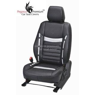Toyota New Etios Leatherite Customised Car Seat Cover pp973