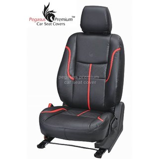 Toyota Fortuner Leatherite Customised Car Seat Cover pp993
